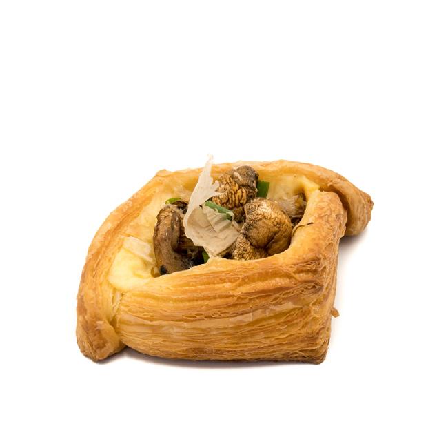 Mushroom Danish