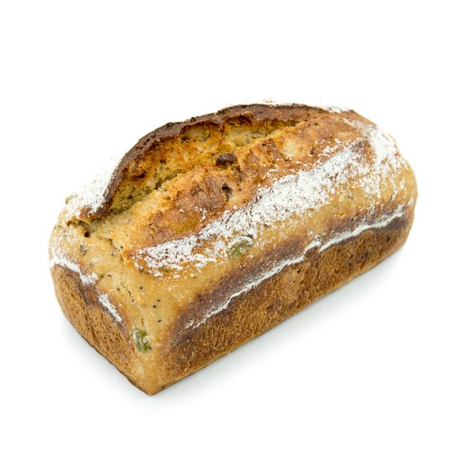 Edamame & Miso Loaf